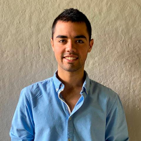 Mateo Uribe Echandía, estudiante Ingeniería Administrativa EIA