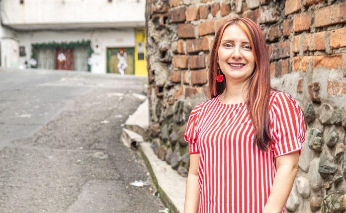 Nancy Andrea Chica Agudelo tenía desde pequeña, y que se han ido cumpliendo.