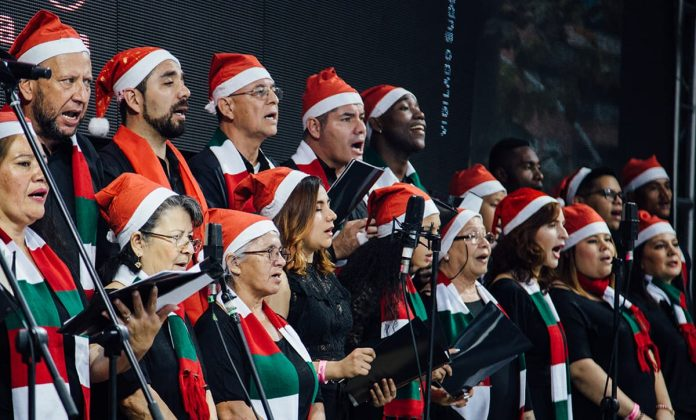 Navidad por el mundo un regalo de Filarmed para Colombia