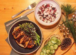 Recetas para la cena de Navidad y compartir en familia