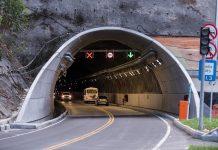Intervenciones em la Vía al Túnel de Oriente - Aeropuerto de lunes a jueves