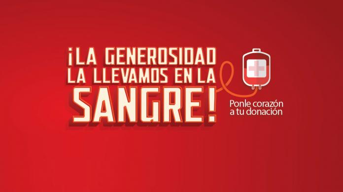donación de sangre en Medellín ¡Los bancos de sangre nos necesitan!