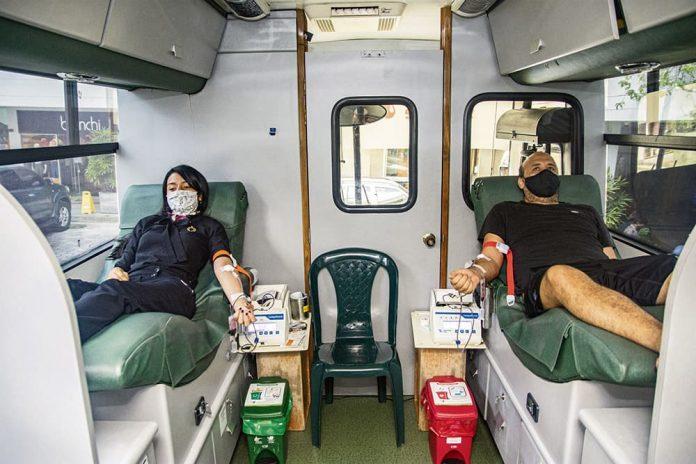 donar sangre, donar vida