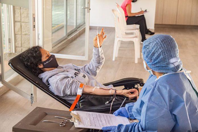Envigado hará jornada de donación de sangre