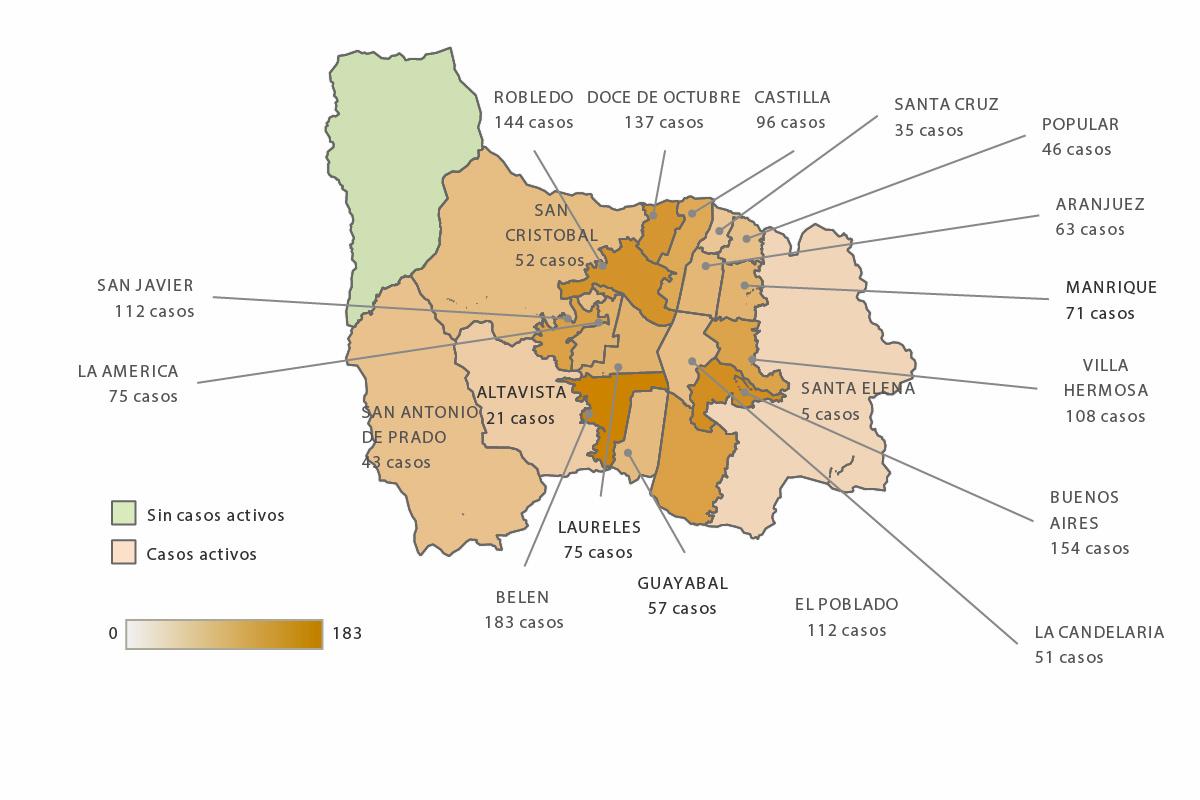 2021-01-04 - Reporte COVID Medellín