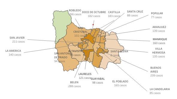 2021-01-20 - Reporte COVID Medellín_Mapa