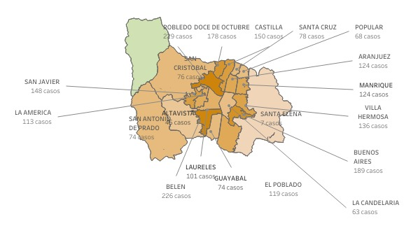 2021-01-22 Reporte COVID Medellín_Mapa