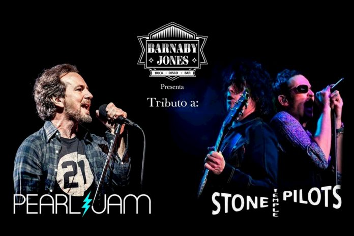 Tributo a Pearl Jam y Stone Temple Pilots