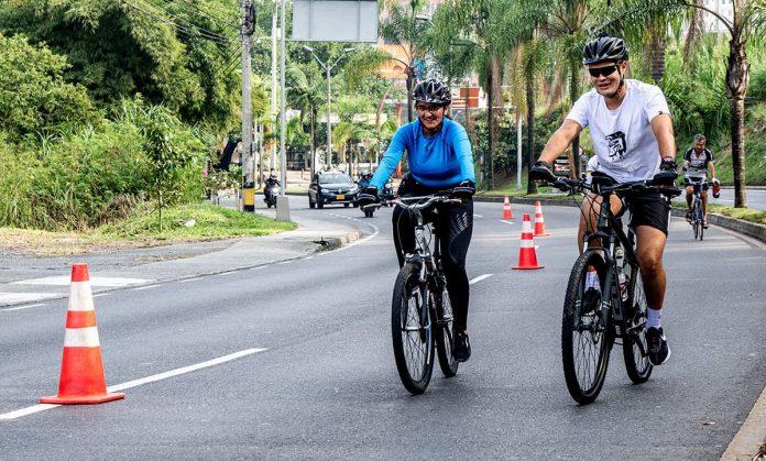 Ciclovías en Medellín de martes y jueves continuarán suspendidas