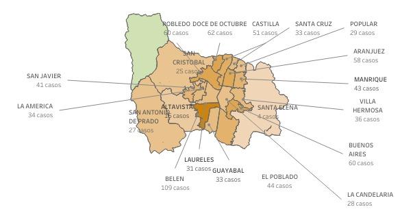 2021-02-11 Reporte COVID Medellín Mapa