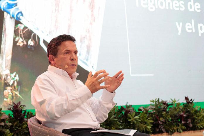 Álvaro Guillermo Rendón, gerente de EPM