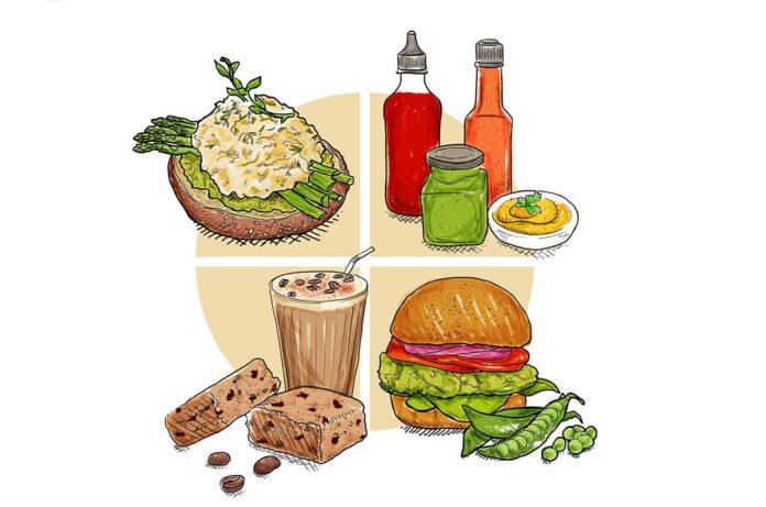Tendencias gastronómicas en 2021