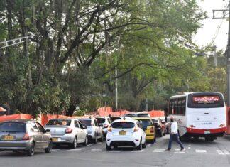 Suspendidas las obras en el tramo 2B de Metroplús en Envigado