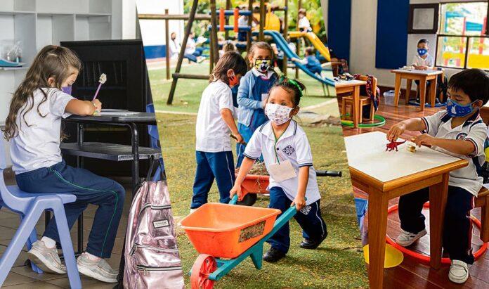 Colegios privados de Medellín en tiempos de pandemia