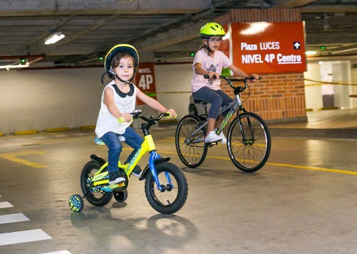 Desde este domingo, Ciclo kids regresa a El Tesoro