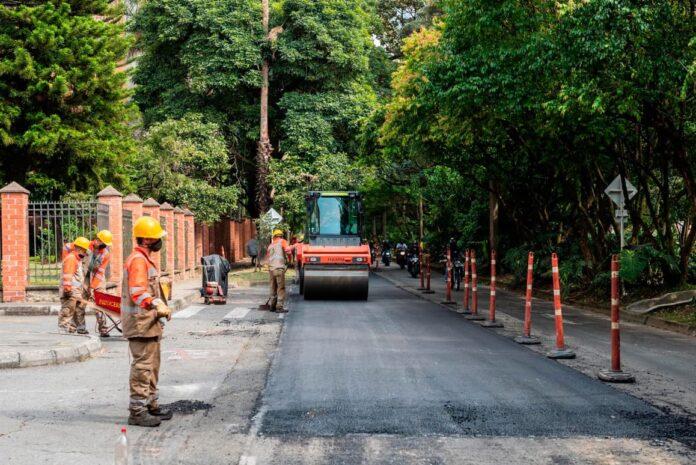 Este es el plan de acción para arreglar las vías de Medellín