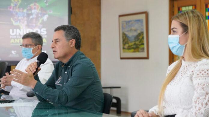 Este jueves 18 de febrero inicia la vacunación contra el COVID-19 en Antioquia