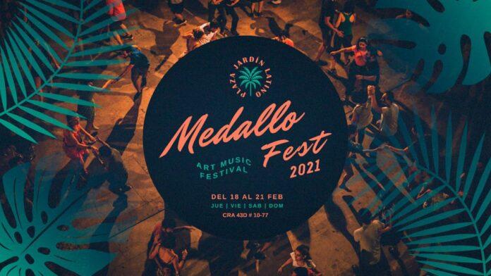 Medallo fest, arte, música y gastronomía en el centro de El Poblado