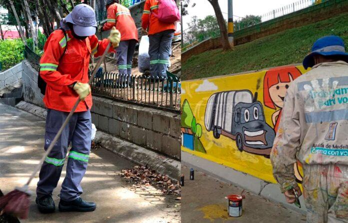 Medellín Siempre Limpia - Para multiplicar la cultura del aseo