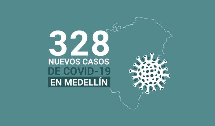 Covid-19 en Medellín el 16 de febrero