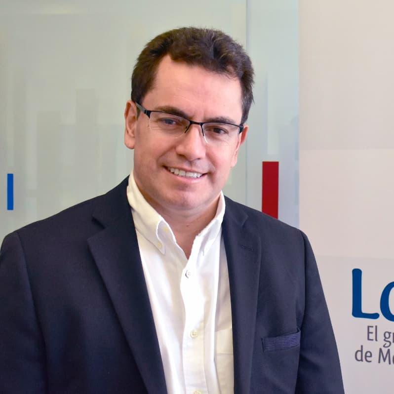 Federico Estrada García / Gerente de la Lonja de Propiedad Raíz de Medellín y Antioquia