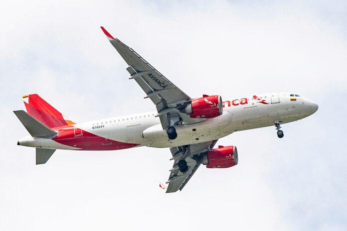 vuelos internacionales que suspendió Avianca desde Medellín