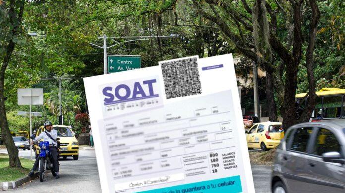 Sanciones por SOAT vencido en Medellín en lo que va corrido de 2021