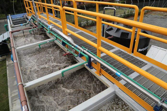 En Envigado EPM inauguró una planta de tratamiento de aguas residuales