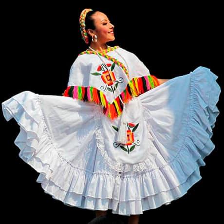 En las Noches Latinas, El huapango: La otra música de México