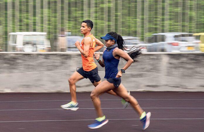 Envigado la ciudad adoptiva de dos atletas de alto rendimiento