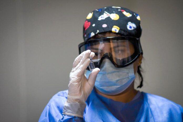 Etapa 2 en Medellín de vacunación contra COVID19