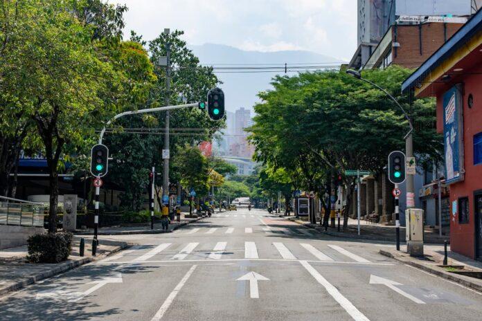 Ley seca y toque de queda en Medellín y Antioquia en Semana Santa