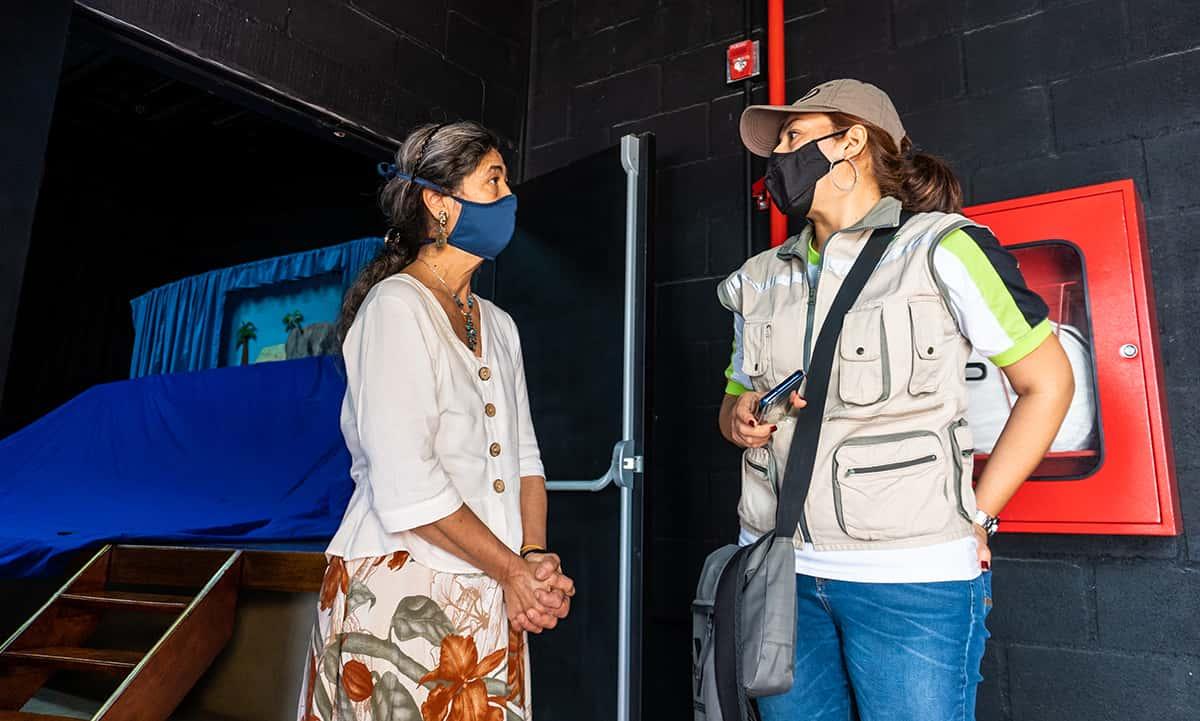 Medellín se convierte en la primera ciudad del país en reabrir sus salas de teatro