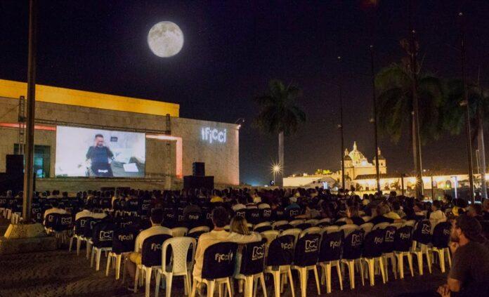 Medellín vivirá el FICCI INTERRUPTUS, noches de luna del Festival de Cine de Cartagena