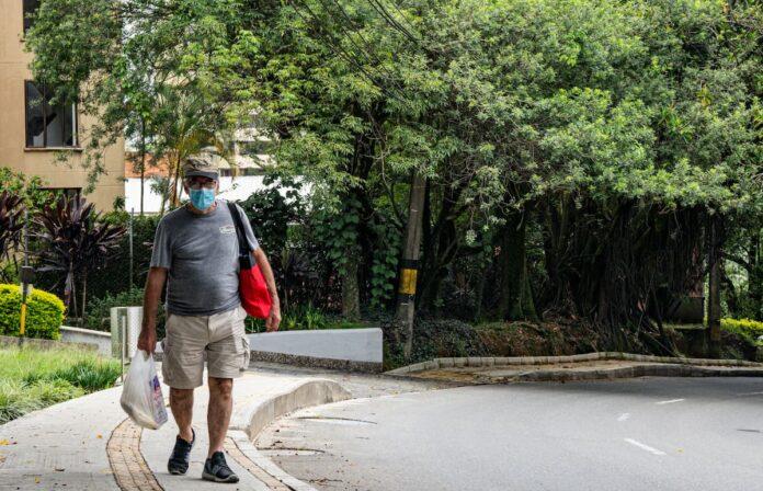 Contagios en Antioquia lunes 27 de marzo