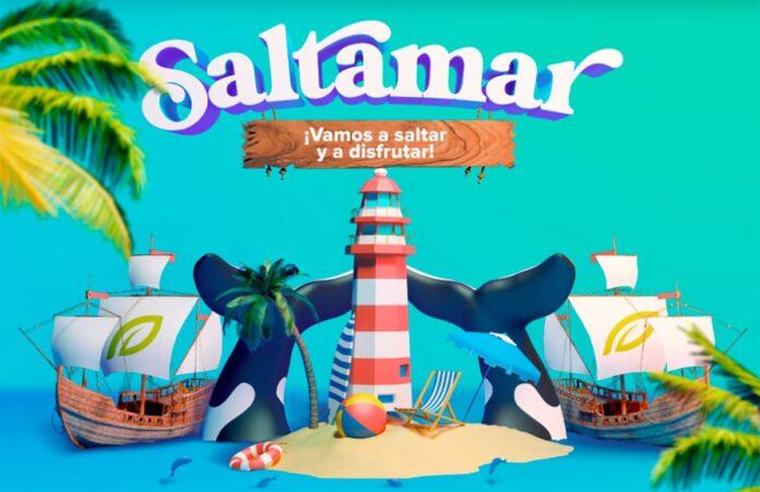Saltamar, la diversión y los sabores del Caribe en El Tesoro
