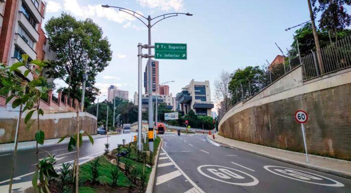 Alcaldía de Medellín entregó paso a desnivel de Transversal Inferior con Loma de Los González