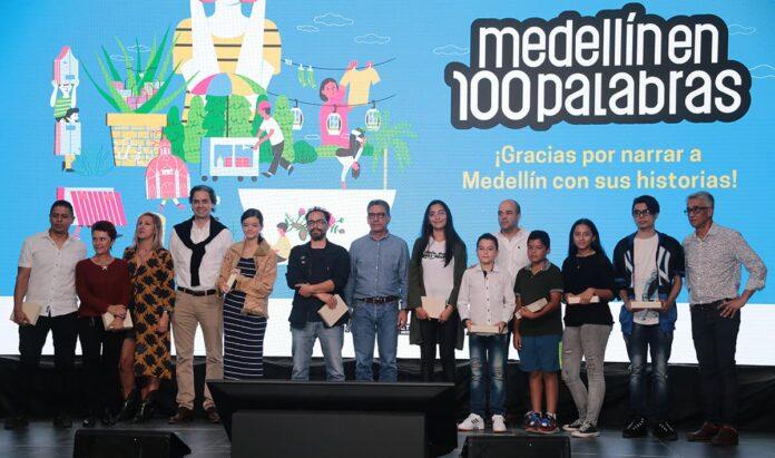 ¡Comenzó Medellín en 100 palabras!