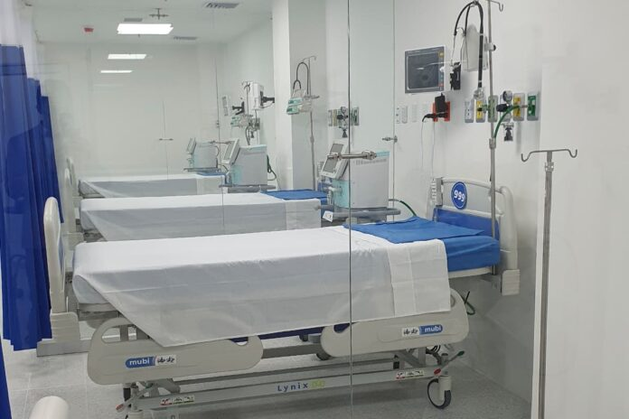 1.006 camas UCI: Medellín terminó ejecución del Plan Mil