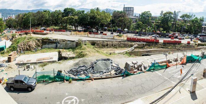 A partir del 19 de abril, reactivación de obras del Metroplús en la calle 12 sur