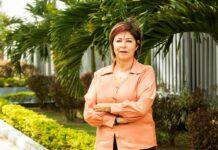 Irma Lucía Ruíz es la vicepresidente segunda del Comité Olímpico Colombiano