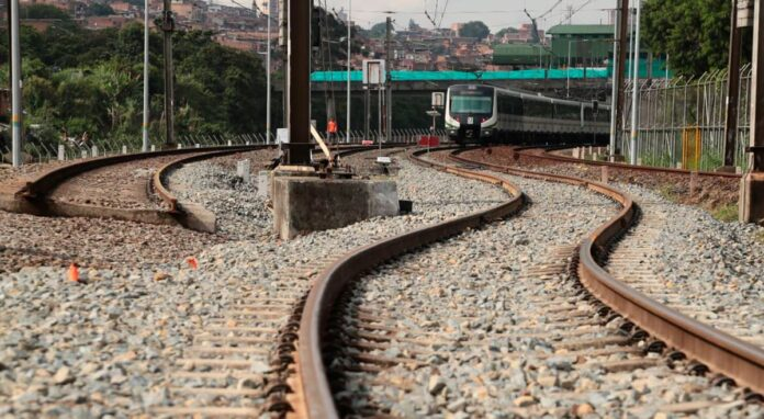 El Metro de Medellín ya restableció su operación entre estaciones Acevedo y Madera