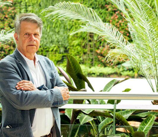 Iván Darío Vélez, tras la creación de vacunas en Medellín