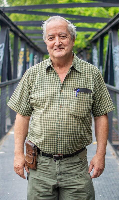 Juan Fernando Uribe Escalante es médico especializado en cirugía