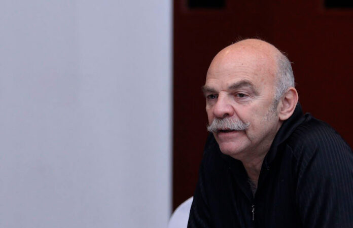 Martín Caparrós conversa con Universo Centro
