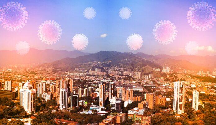 Medellín llega a 16.216 contagios activos de COVID19