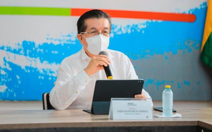 Minsalud refuerza medidas restrictivas en varias ciudades, incluida Medellín