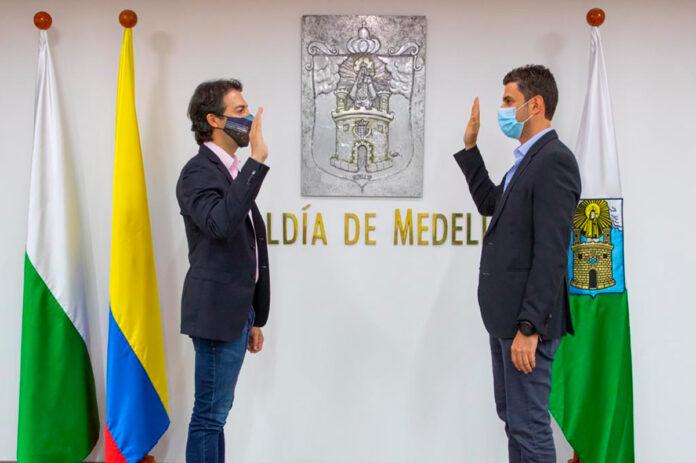 Otro remezón en la alcaldía de Medellín: quién sale y quién entra