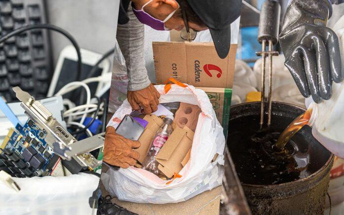Reciclar: una tarea de todos para todos