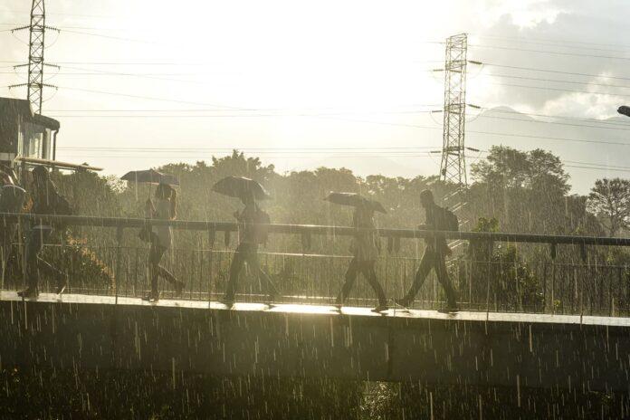 Temporada de lluvias en Medellín entre marzo, abril y mayo